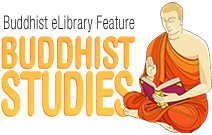 Buddhist eLibrary Feature: Buddhist Studies